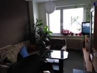 Nemovistost Pronájem bytu 2+1, ul. Sportovní, Nový Jičín - obývací pokoj