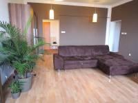 Nemovistost Pronájem bytu 3+1, ul. Dolní Brána, Nový Jičín - obývací pokoj