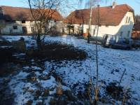 dům a stodola