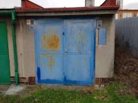 Nemovistost Pronájem garáže na ulici Anenská - garáž
